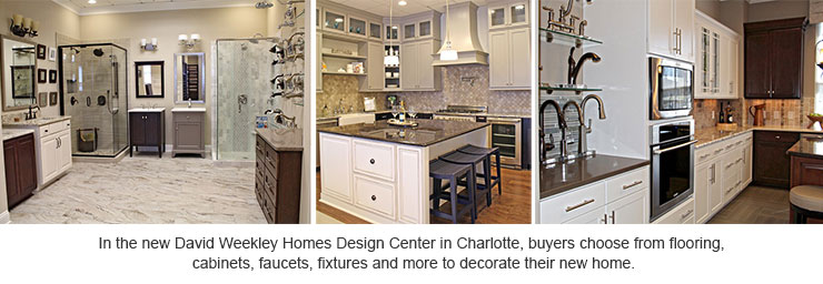 David Weekley Homes Opens New Design Center In Charlotte | David