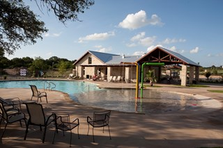 Mayfield Ranch - Pool