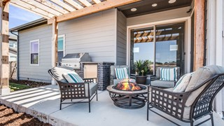 The Opal - Outdoor Living