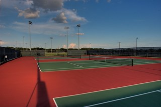 Mayfield Ranch - Tennis Courts
