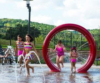 Sweetwater - Splash Pad