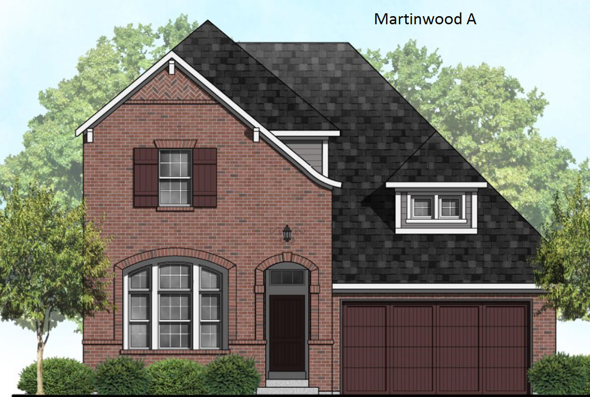 The Martinwood - A Exterior
