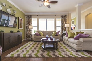 The Castledale - Family Room