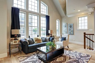 The Willow Ridge - Family Room