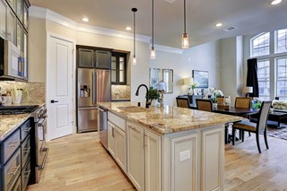 The Willow Ridge - Kitchen