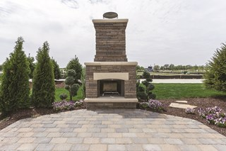 The Castledale - Outdoor Living