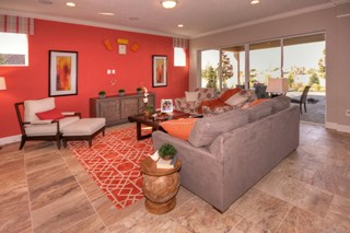 The Marbella - Family Room