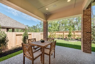 The Hillhaven - Outdoor Living