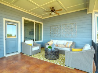 The Caprock - Outdoor Living