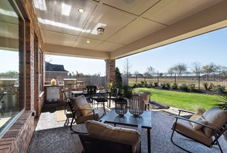 The Bratton - Outdoor Living