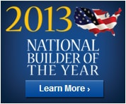 2013 National Builder of the Year