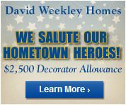 We Salute Our Hometown Heroes