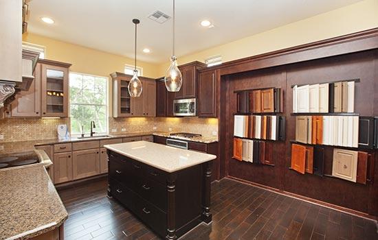 San Antonio Design Center David Weekley Homes