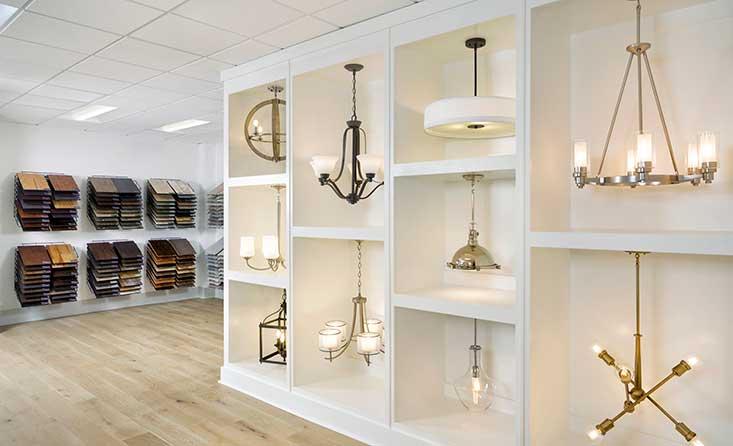 The David Weekley Homes Design Center in Atlanta, GA