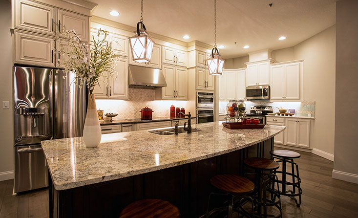 The David Weekley Homes Design Center in Orlando, FL