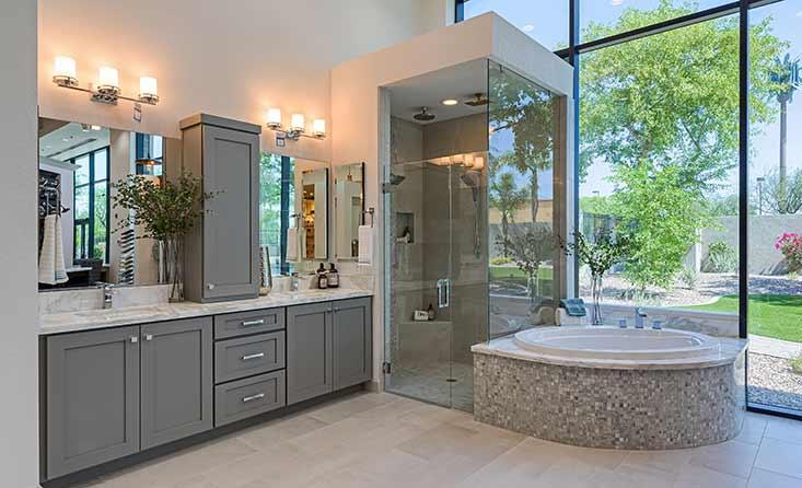 The David Weekley Homes Design Center in Phoenix, AZ