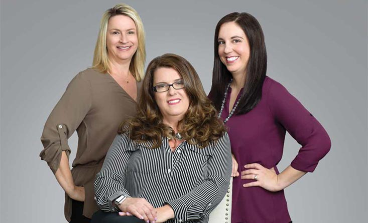 Our Design Team at The David Weekley Homes Design Center in Tampa, FL