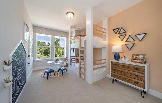 Children's Bedroom in the Poppy in Atlanta, GA