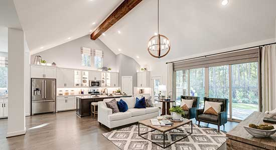 The Augustine Floor Plan in Houston, TX