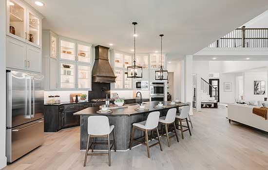 The Castlewood in Houston, TX - Kitchen