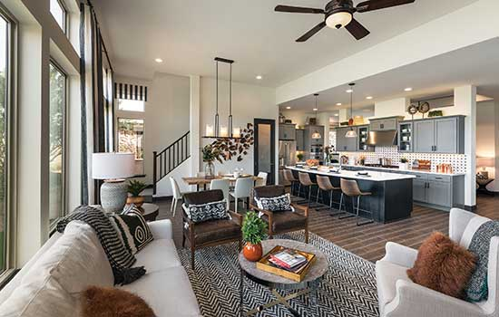 The Discovery plan in Phoenix, AZ - Family Room