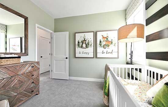 The Nebo in Salt Lake City, UT - Baby's Nursery Room