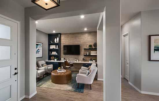The Azalea floorplan in Phoenix, AZ - Study