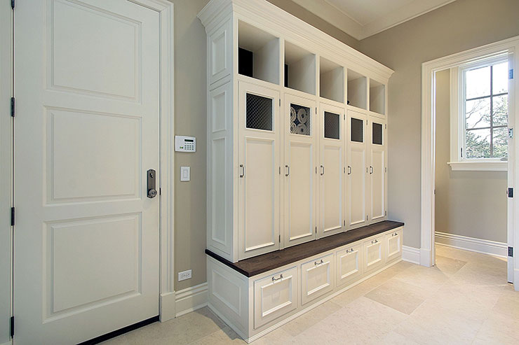 Organize Your Everyday Items With A Mudroom Or Drop Zone