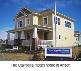 The Clairbella in Anson
