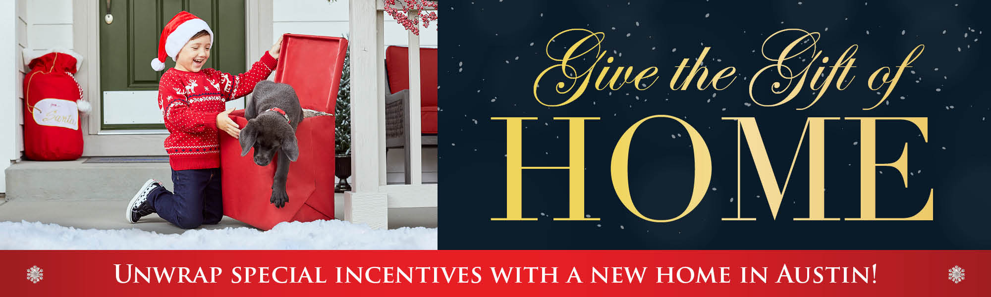 Give the Gift of Home in Austin