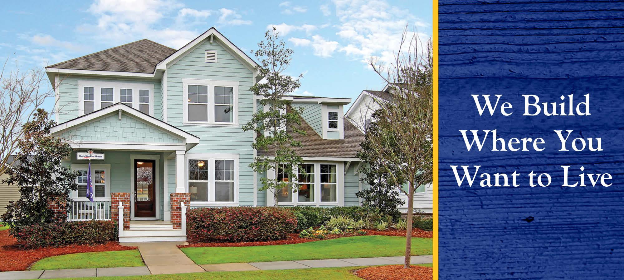 Build on Your Lot Seminar in Charleston, SC