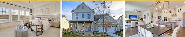Sixth Annual David Weekley Homes World's Largest Showcase of Homes in Charleston