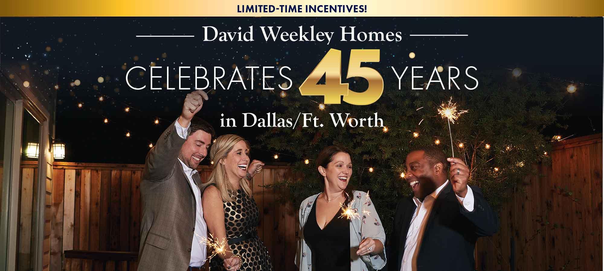 Anniversary Savings Event in Dallas/Ft. Worth