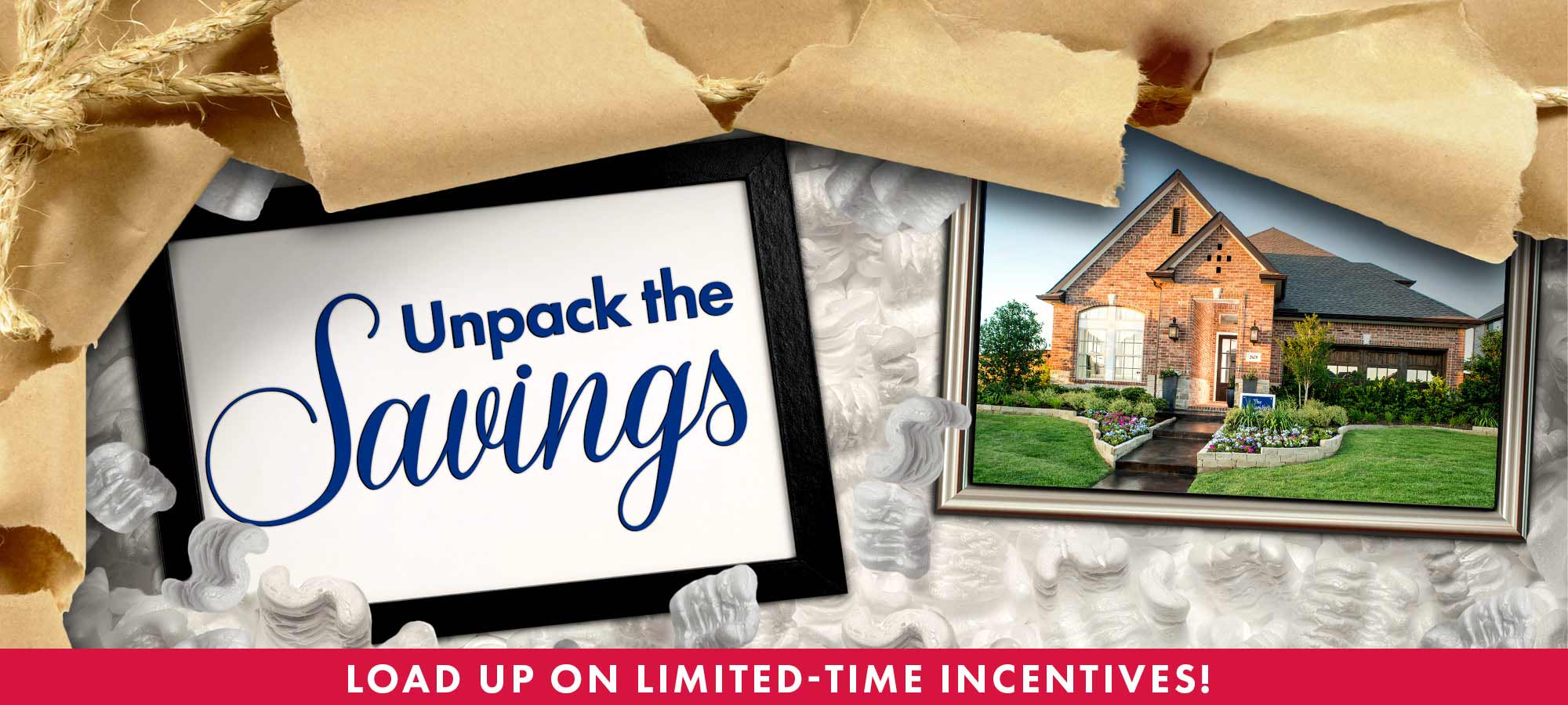 Unpack the Savings in Dallas/Ft. Worth!