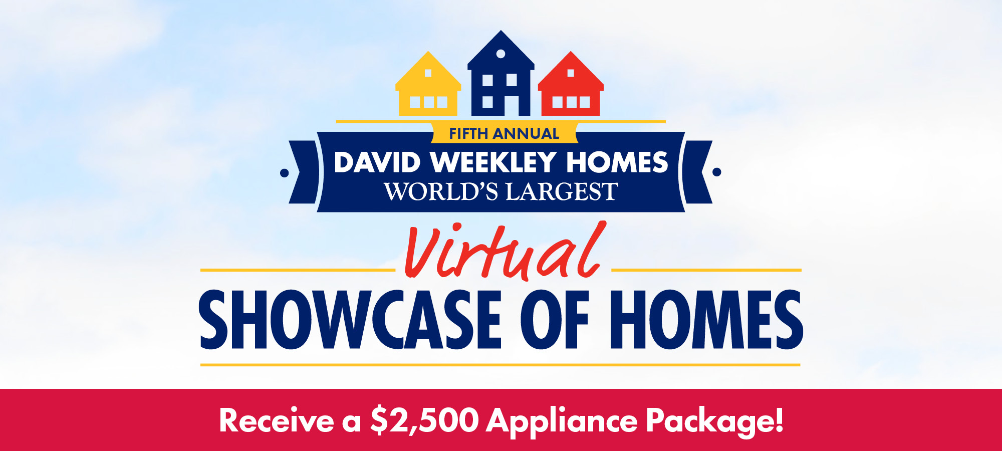 Fifth Annual David Weekley Homes World's Largest Showcase of Homes in Orlando