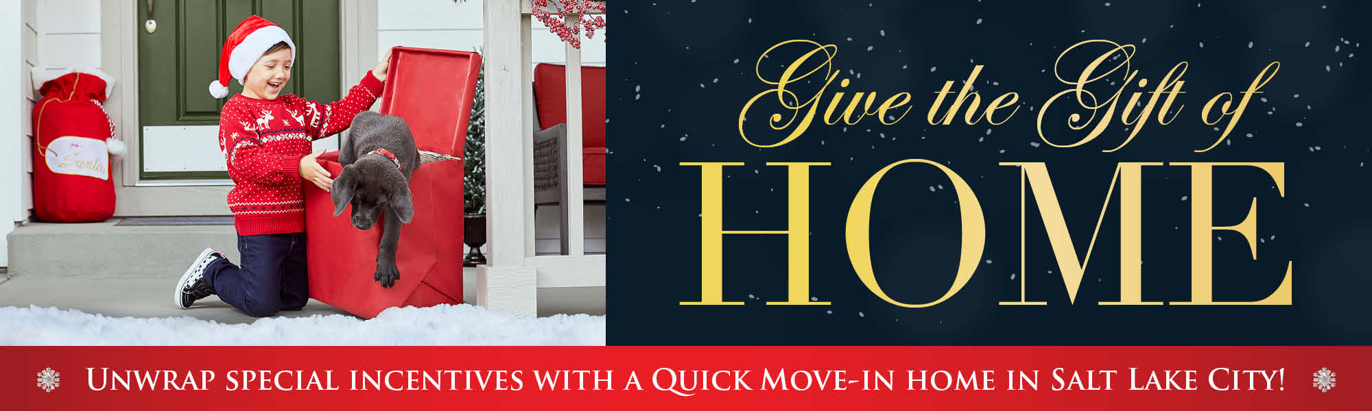 Give the Gift of Home in Salt Lake City
