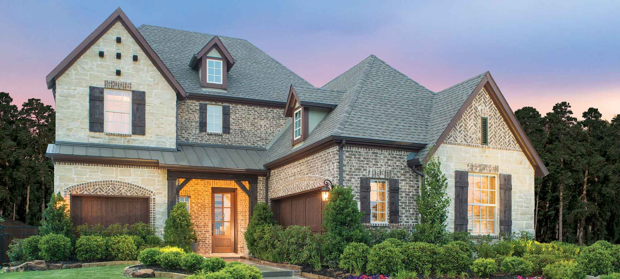 David Weekley Home - Front Exterior