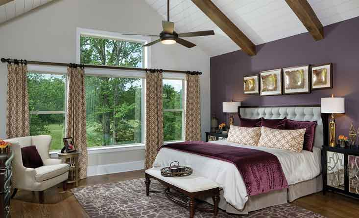David Weekley Home - Owner's Retreat