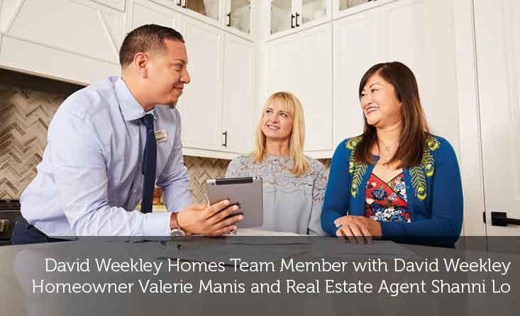 David Weekley Homes Team Members