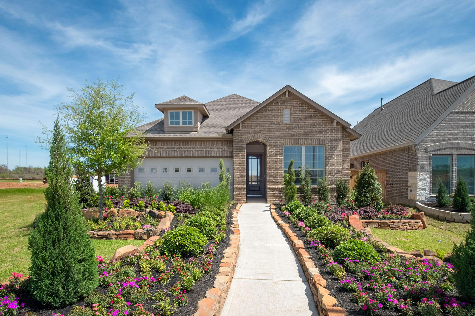 Sienna Plantation   Leafwing Meadow 45u0027 Missouri City TX Home Builder, New  Homes   David Weekley Homes