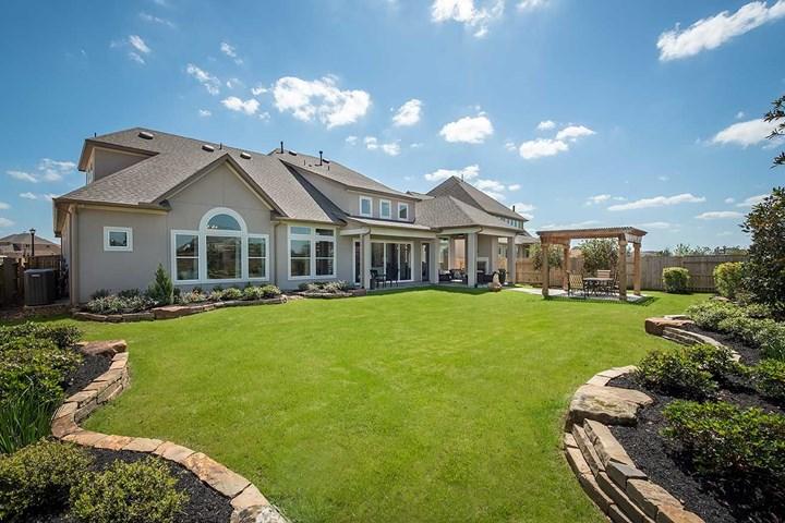 Cinco Ranch Ridgefield Heights Homesites Katy Tx Home