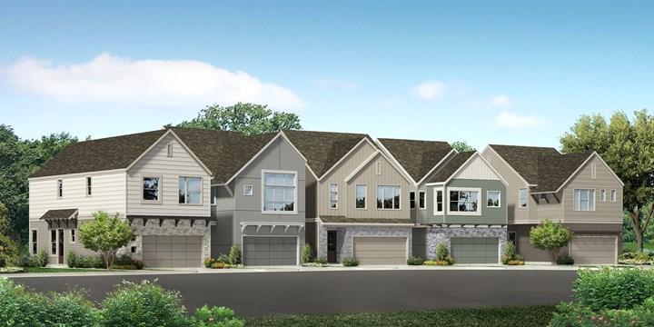 The Villas at Roanoke San Antonio TX Home Builder, New Homes