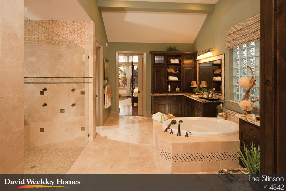 Owner's Bath