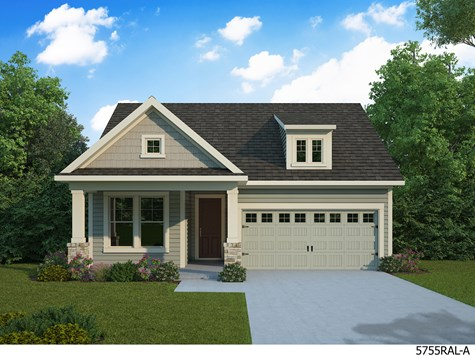 Encore at Briar Chapel Chapel Hill NC Home Builder New Homes – Rustin Walk Site Plan