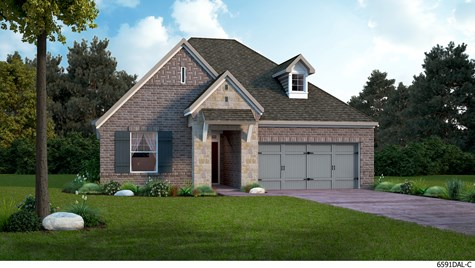 David Weekley Homes at Ventana Fort Worth
