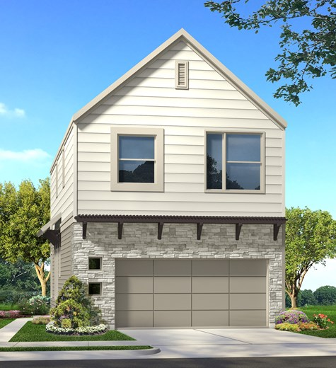 The Villas At Roanoke San Antonio TX Home Builder, New