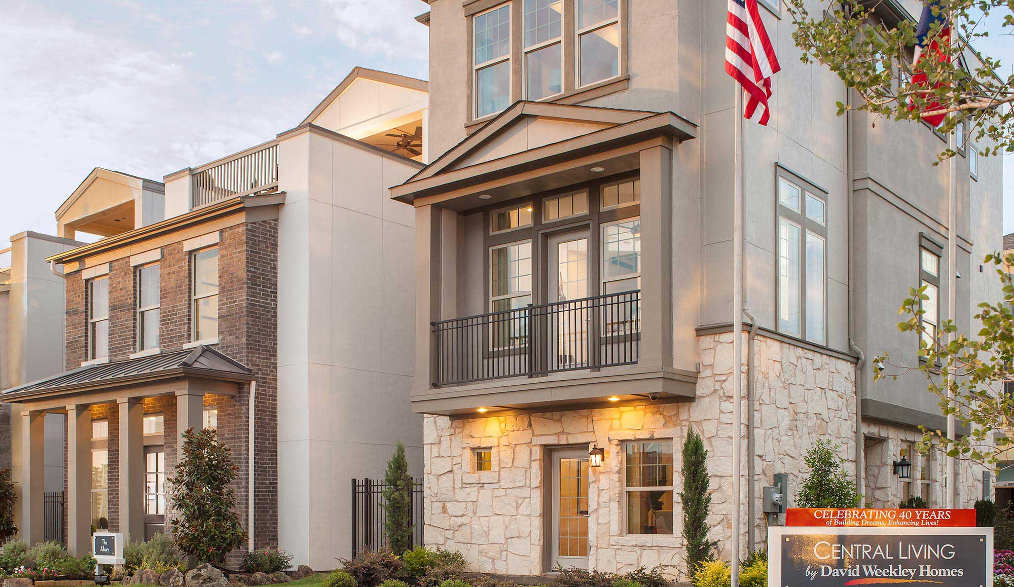 Ventana Fort Worth TX Home Builder