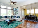 The Hillhaven - Family Room/Dining