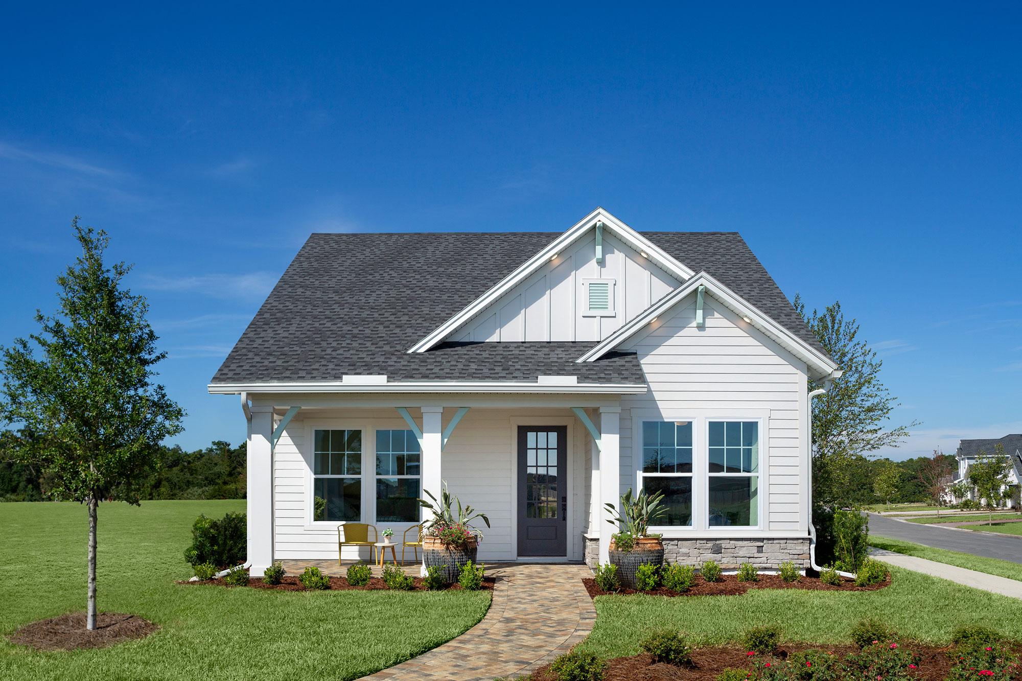 New Homes In Jacksonville Fl Home Builders David Weekley Homes